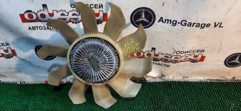 Вентилятор с вязкостной муфтой Isuzu Elf NKR81E 4HL1 2003
