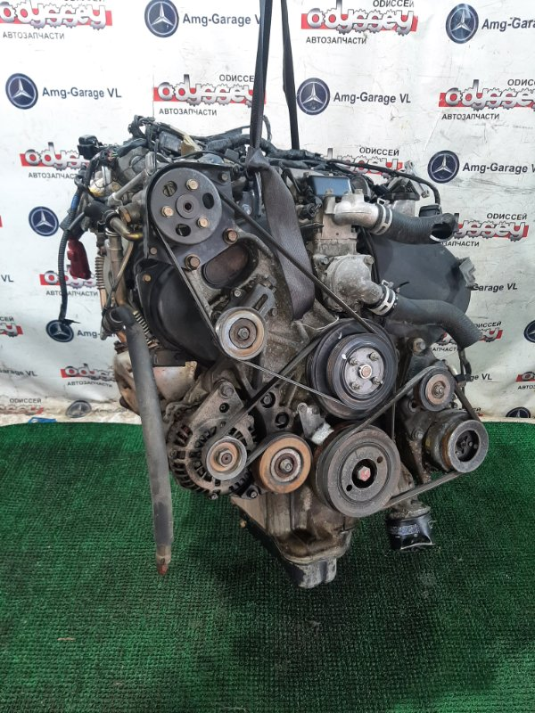 Двигатель Mitsubishi Challenger K99W 6G74 2008