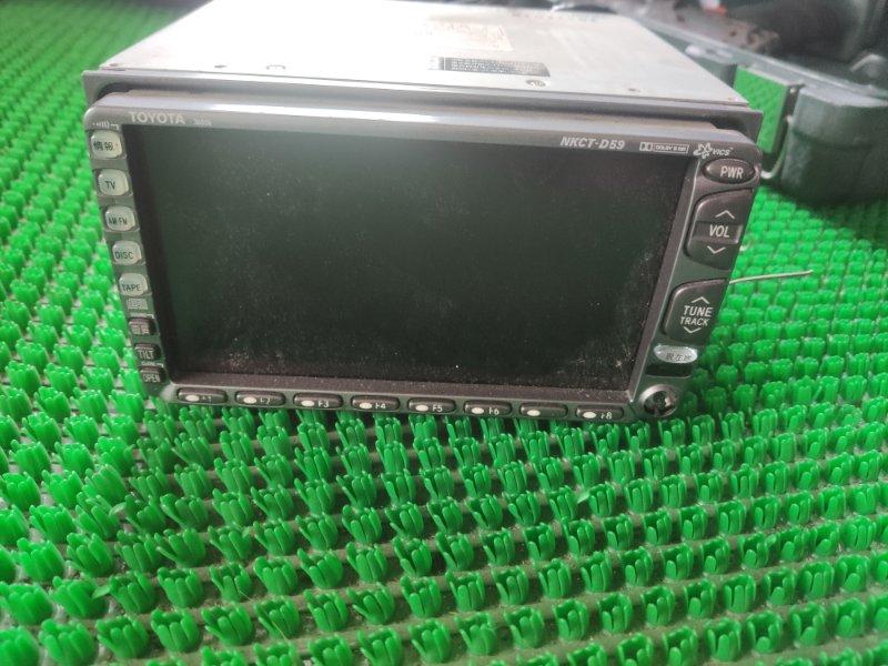 Магнитофон Toyota Nadia SXN15 3S-FE 1999