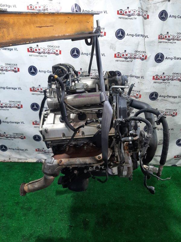 Двигатель Isuzu Bighorn UBS25DW 6VD1 1995