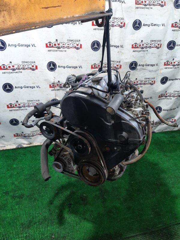 Двигатель Mitsubishi Delica P25W 4D56T 1998