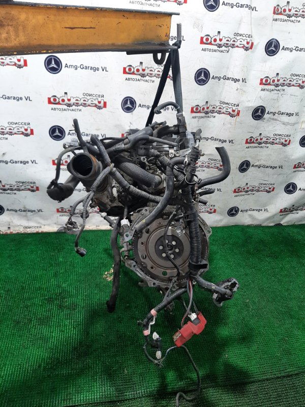 Двигатель Toyota Corolla Fielder NZE164 1NZ-FE 2013