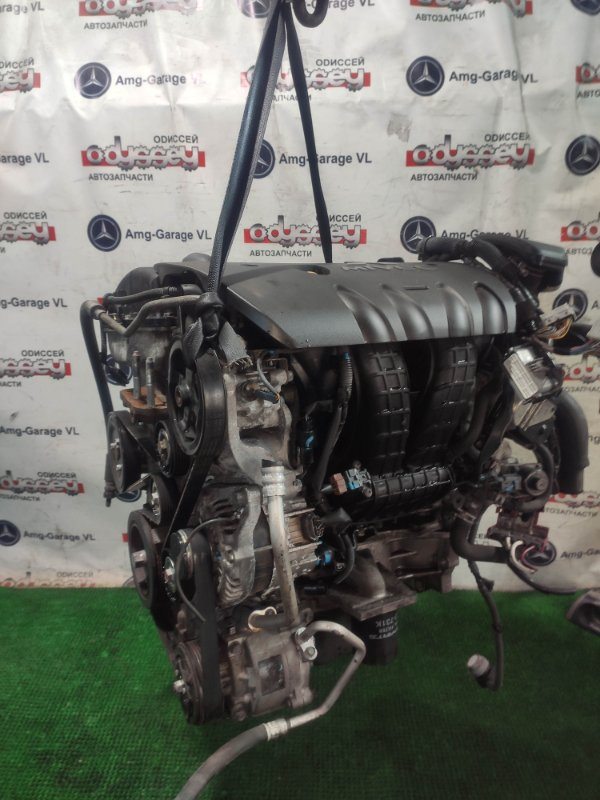 Двигатель Mitsubishi Delica D5 CV5W 4B12 2010