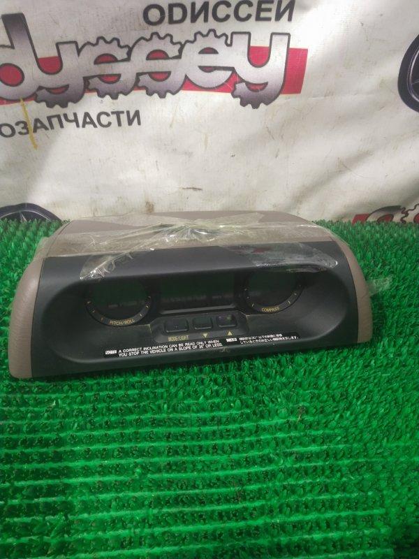 Кренометр Toyota Prado KZJ90 1KZ-TE 2000