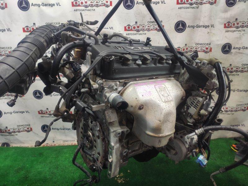 Двигатель Honda Odyssey RA6 F23A 2002