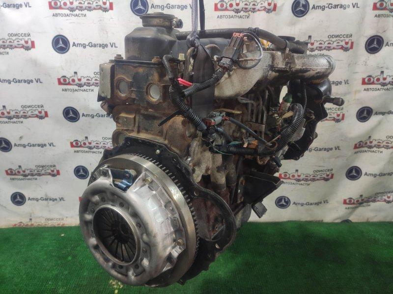 Двигатель Nissan Atlas P2F23 TD27 1994
