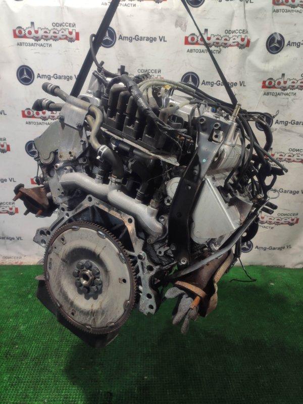 Двигатель Isuzu Bighorn UBS25GW 6VD1 1996