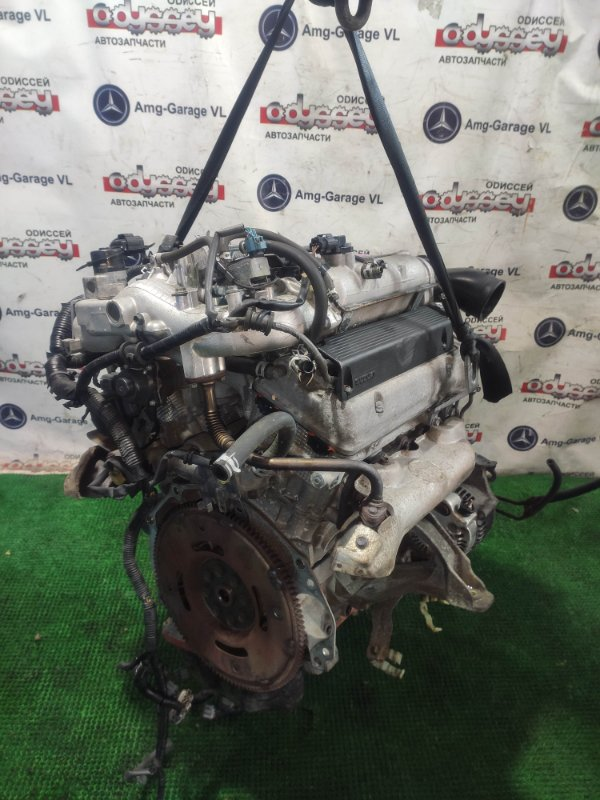 Двигатель Suzuki Escudo TD62W H25A 2001