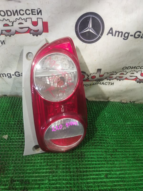 Стоп Toyota Passo KGC30 1KR-FE 2010 правый