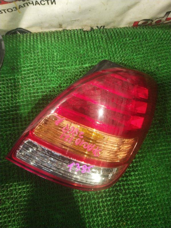 Стоп Toyota Corolla Spacio NZE121 1NZ-FE 2003 правый