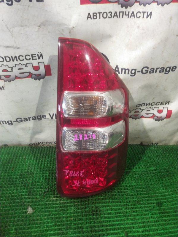 Стоп Toyota Noah ZRR75 3ZR-FAE 2012 правый
