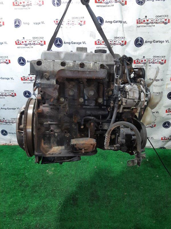 Двигатель Mazda Titan WEFAT HA 1989