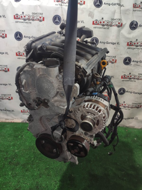 Двигатель Nissan Xtrail NT31 MR20 2010