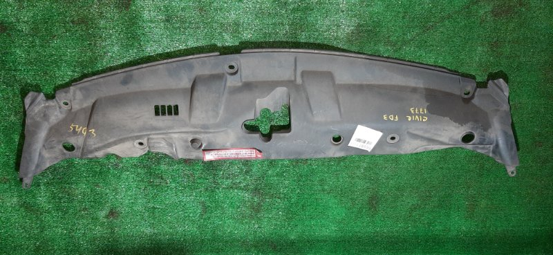Пластм. защита над радиатором Honda Civic FD3 LDA-1401317 2009