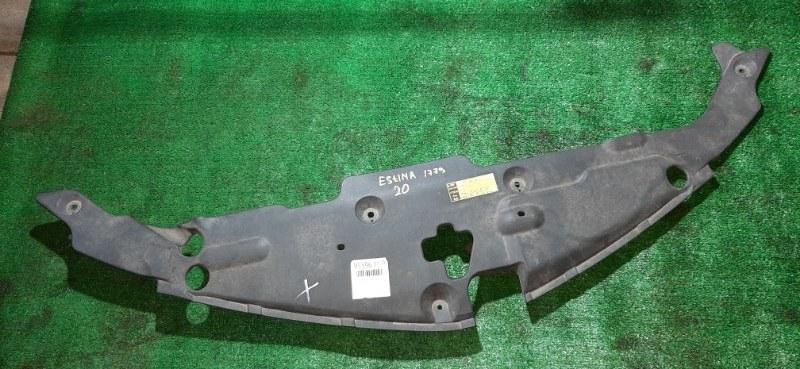 Пластм. защита над радиатором Toyota Estima AHR20 2AZ-2523016 2006