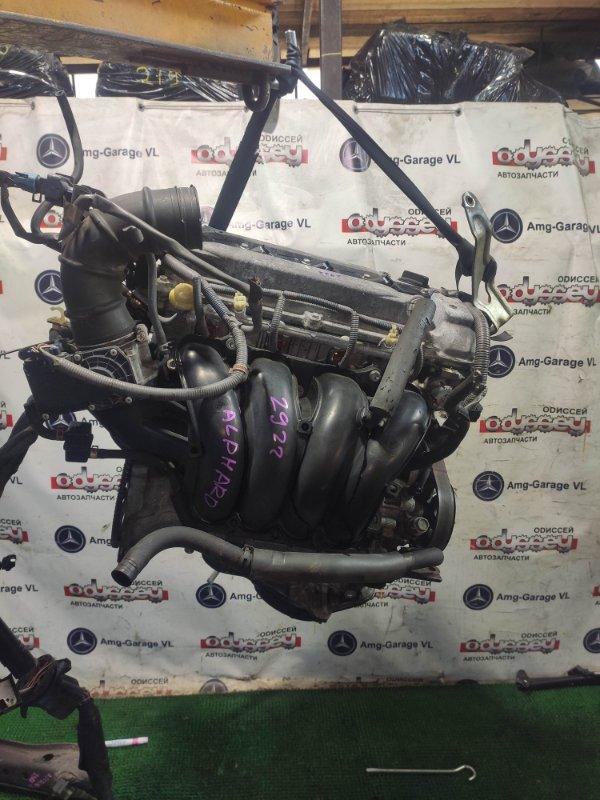 Двигатель Toyota Alphard ANH15 2AZ-FE 2005