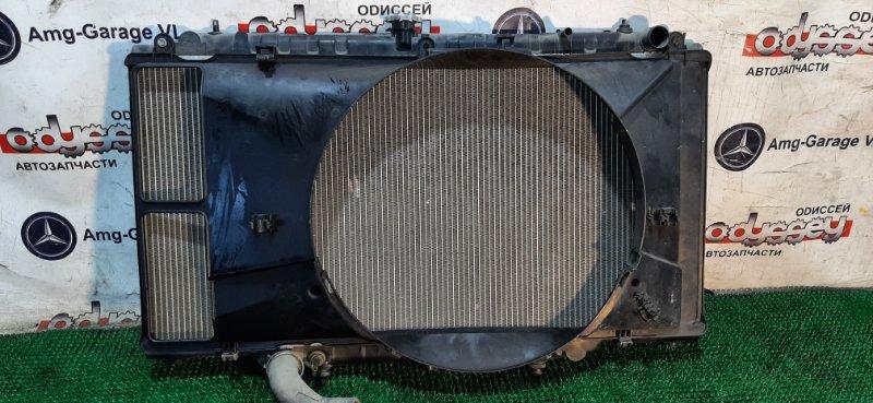 Радиатор Nissan Safari WYY61 RD28TE-478267X 1997