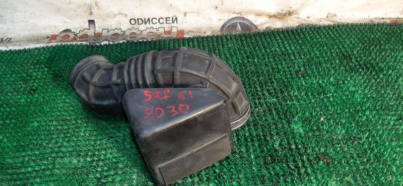 Патрубок воздушн.фильтра Nissan Safari WYY61 RD28TE-478267X 1997