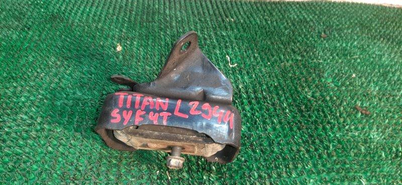 Подушка двигателя Mazda Titan SYF4T RF-T 2005 левая