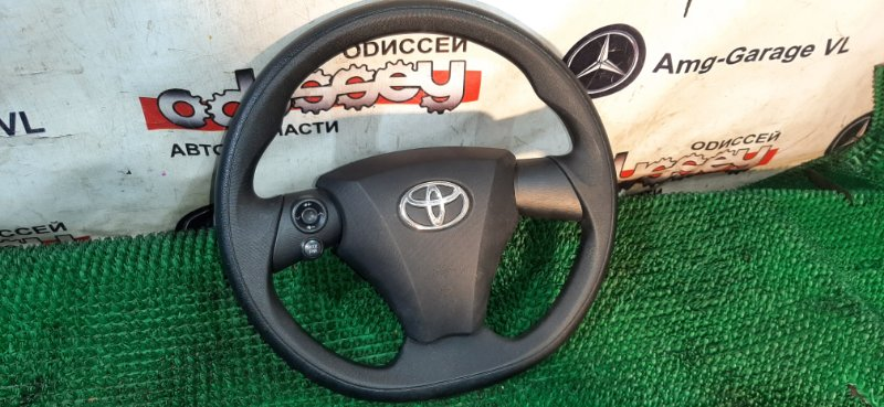 Руль Toyota Iq KGJ10 1KR-FE 2010