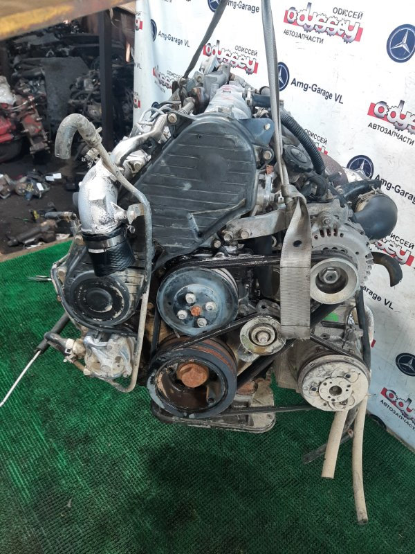 Двигатель Mazda Bongo Friendee SGLR WL 2000