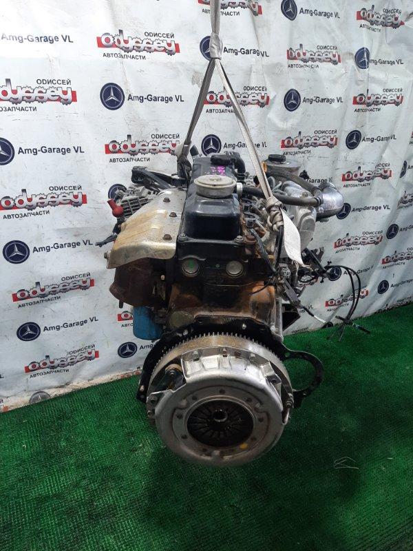 Двигатель Nissan Atlas R4F23 QD32 2000