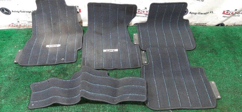 Коврики комплект Honda Crv RD1 B20B 1999