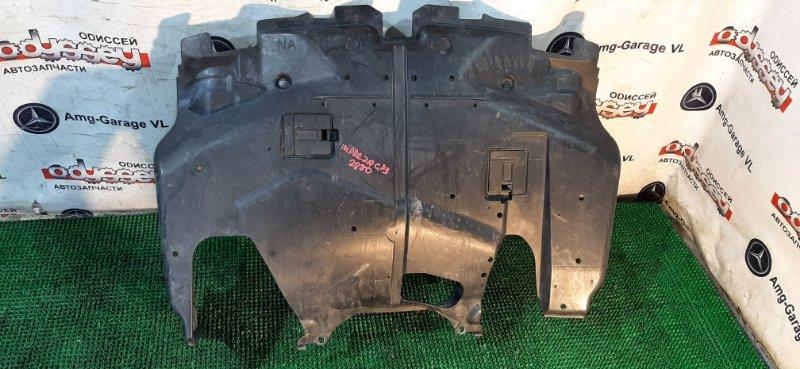 Защита двигателя Subaru Impreza GP3 FB16 2012 передняя