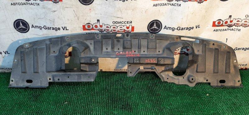 Защита двигателя Mitsubishi Galant Fortis CY4A 4B11 2007