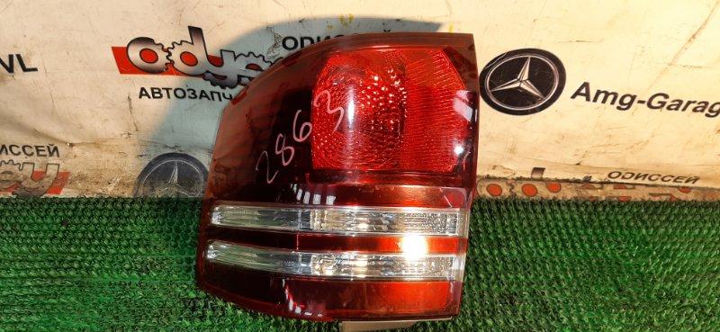 Стоп Toyota Alphard ANH15 2AZFE 2007 правый