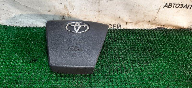 Airbag на руль Toyota Alphard ANH25-8013509 2AZ-FE 2009