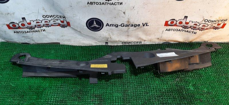 Пластм. защита над радиатором Toyota Alphard ANH25-8013509 2AZ-FE 2009