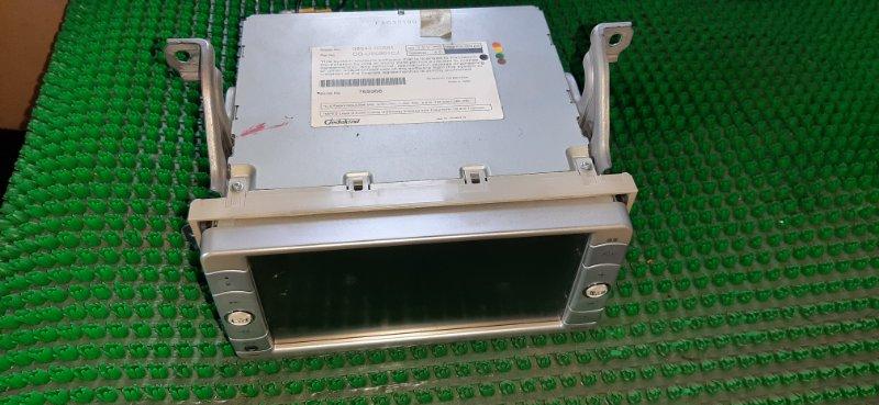 Магнитофон Toyota Alphard ANH25-8013509 2AZ-FE 2009