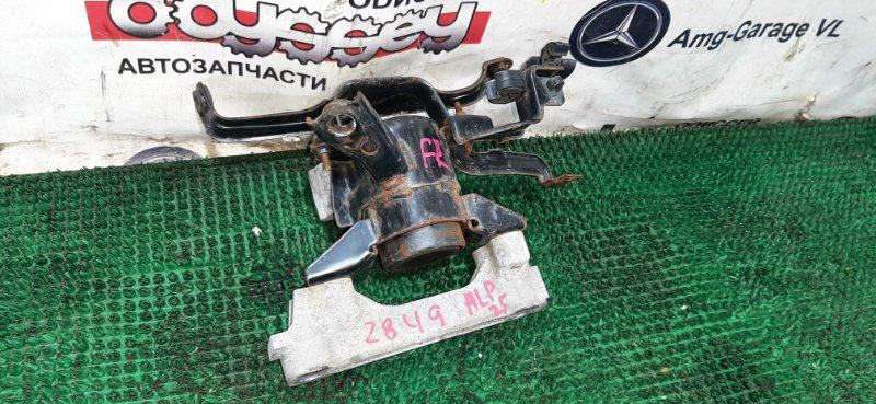 Подушка двигателя Toyota Alphard ANH25-8013509 2AZ-FE 2009 правая