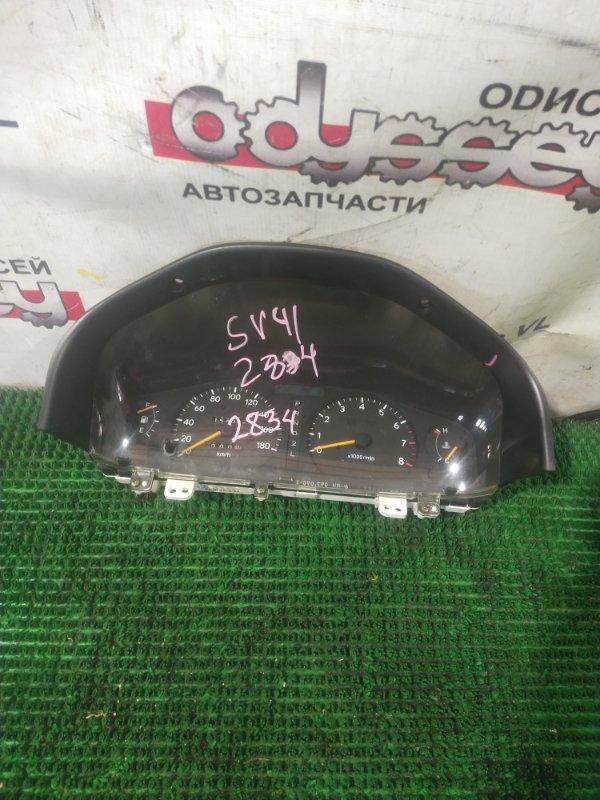 Панель приборов Toyota Camry SV41-0047826 3SFE-6970382 1996