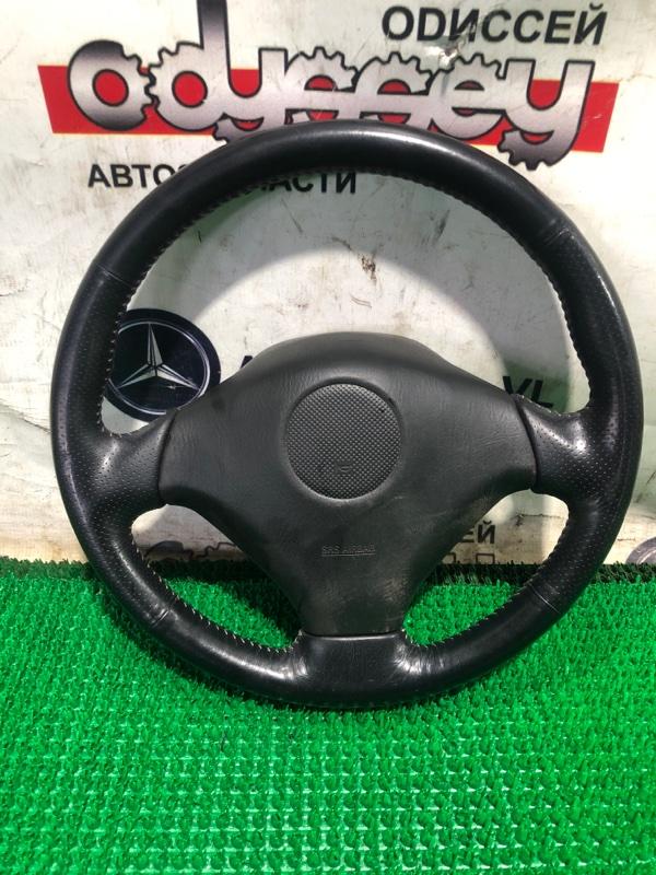 Руль Suzuki Jimny JB23W K6A-T 2003