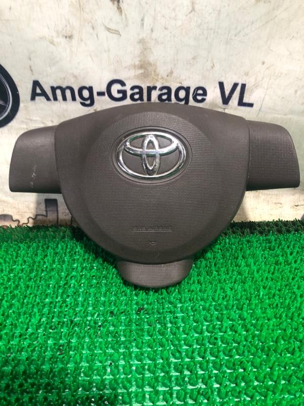 Airbag на руль Toyota Passo KGC30 1KR-FE 2010