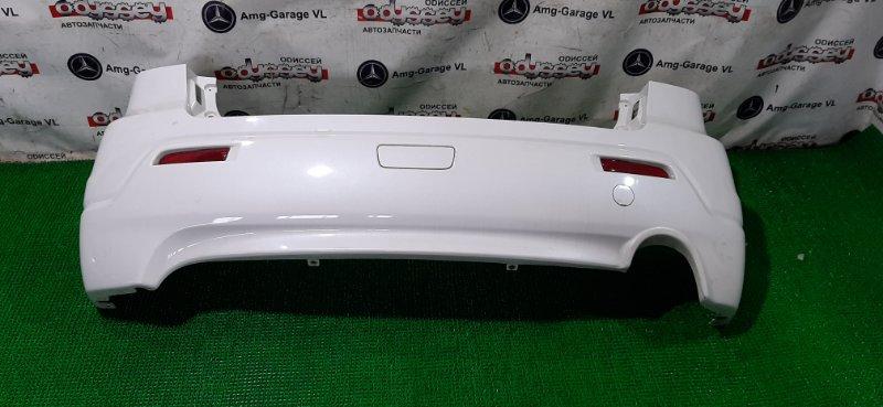 Бампер Mitsubishi Rvr GA3W 4B10 2010 задний