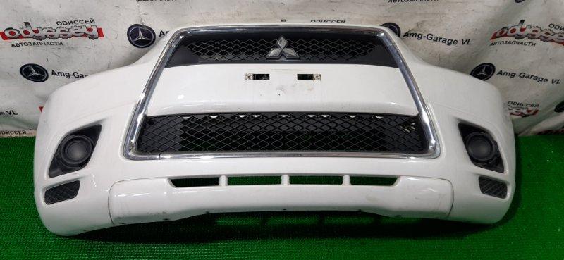 Бампер Mitsubishi Rvr GA3W 4B10-GM2782 2010 передний