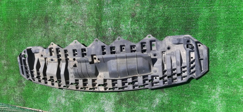 Защита бампера Toyota Corolla Fielder NZE164 1NZ-FE 2013 передняя