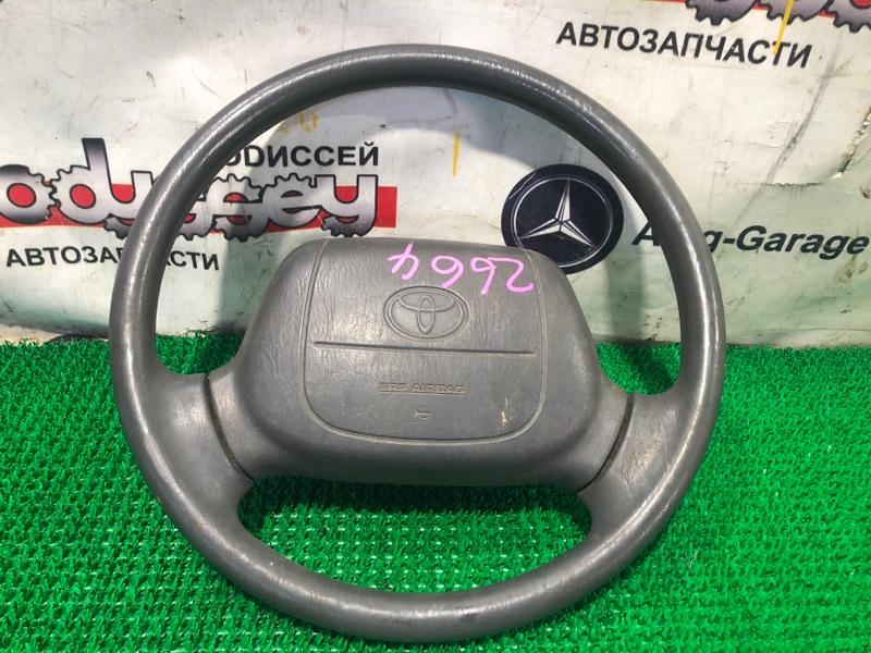 Руль Toyota Hiace LH178 5L 1999