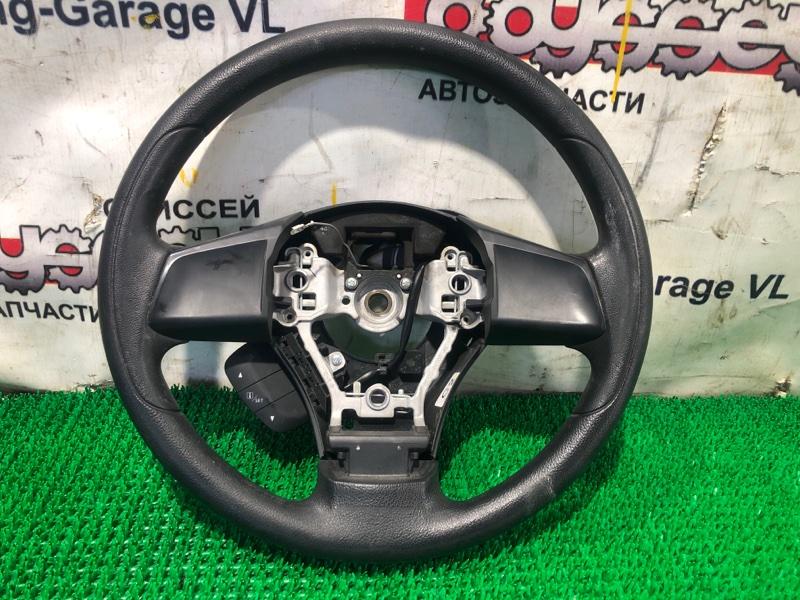 Руль Subaru Impreza GP3 FB16 2012