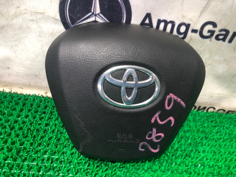 Airbag на руль Toyota Avensis ZRT272 3ZRFAE 2011.07