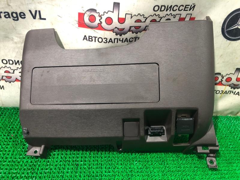 Airbag под рулем Toyota Iq KGJ10 1KR-FE 2010
