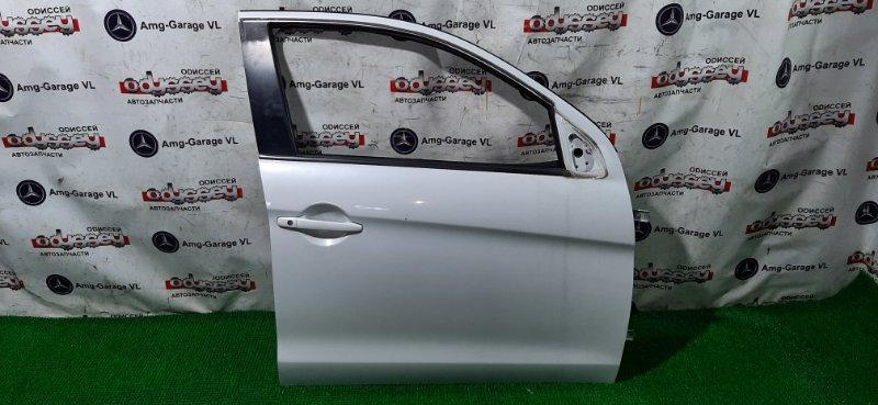 Дверь Mitsubishi Rvr GA3W 4B10-GM2782 2010 передняя правая