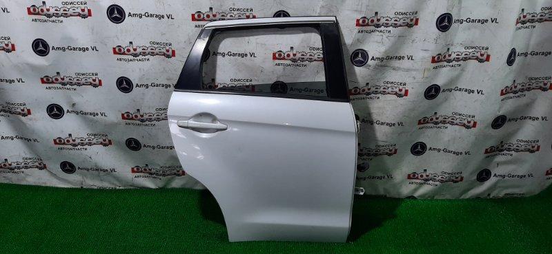 Дверь Mitsubishi Rvr GA3W 4B10-GM2782 2010 задняя правая