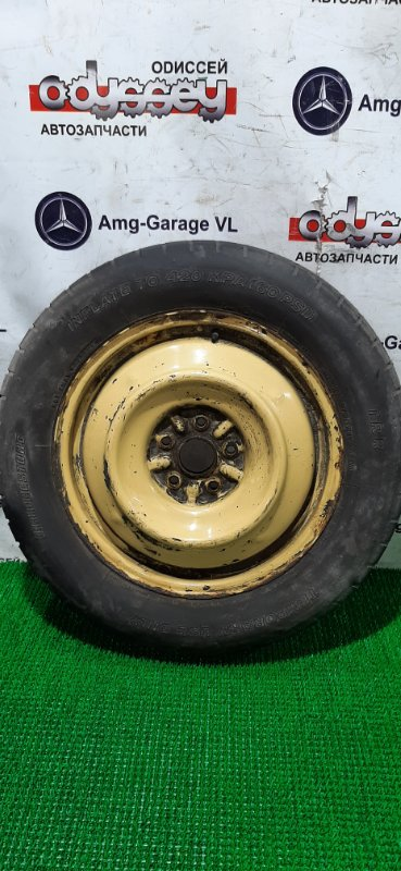 Запаска банан Toyota Alphard ANH25-8013509 2AZ-FE 2009