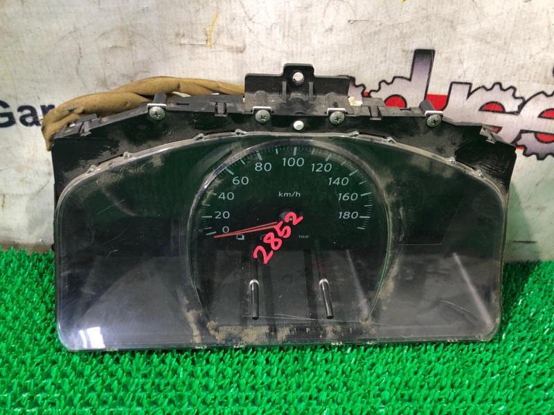 Панель приборов Nissan Nv 200 VM20 HR16DE 2008