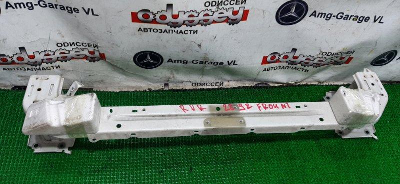 Жесткость бампера Mitsubishi Rvr GA3W 4B10-GM2782 2010 передний