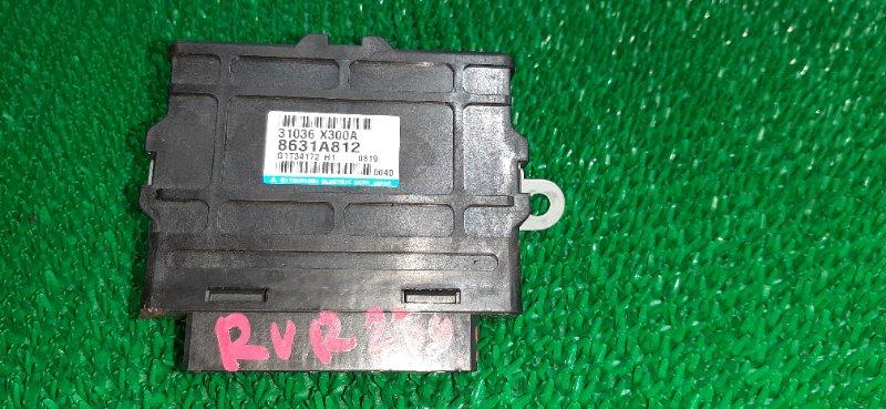 Элетроный блок Mitsubishi Rvr GA3W 4B10-GM2782 2010